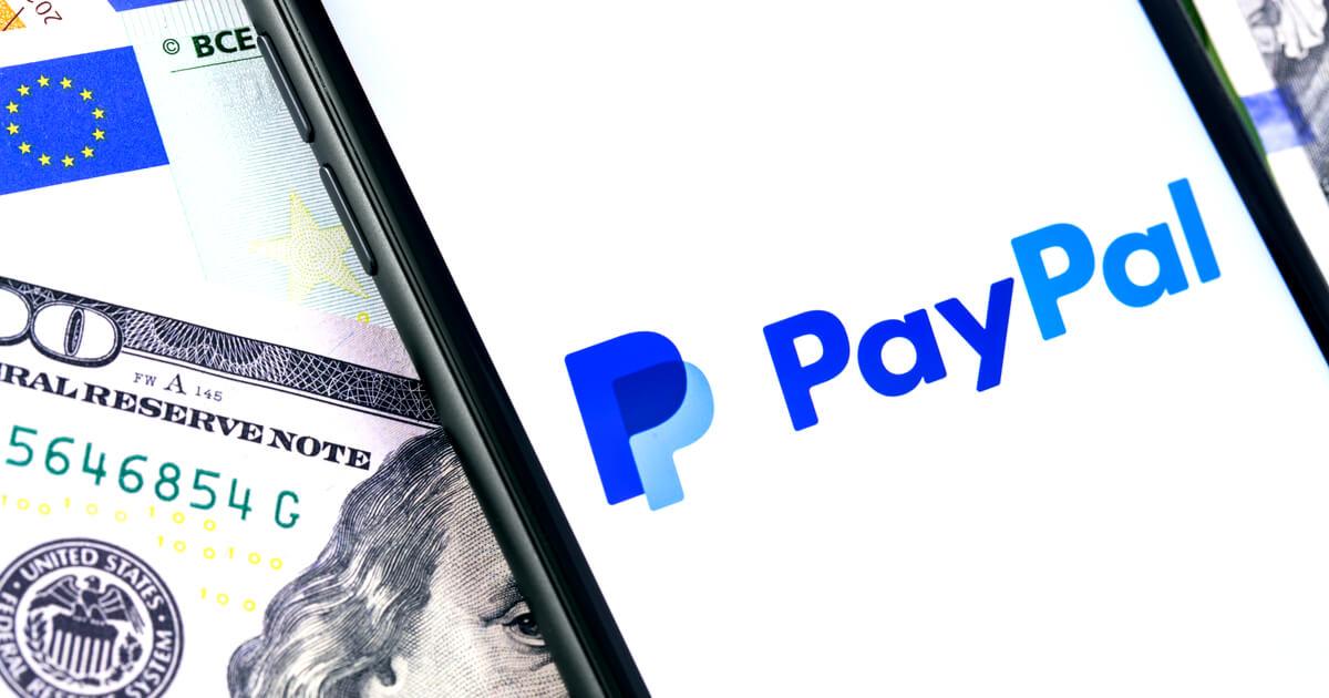 PayPal、分散型金融やスマートコントラクトにも関心