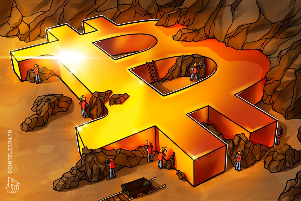 ビットコインのハッシュレートが反発傾向 マイナーが復活か