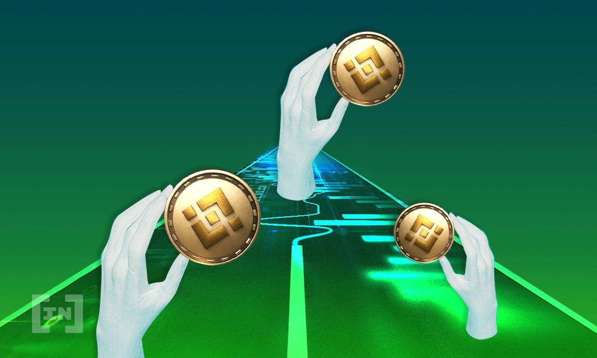 Disparada do BNB pode abrir caminho para tokens da Binance Smart Chain