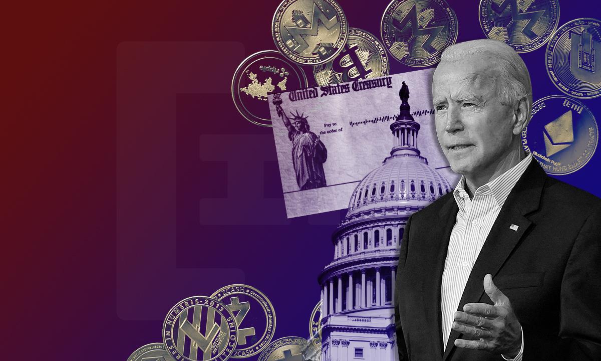 Les taxes crypto financeront une partie du nouveau projet de loi sur l'administration de Joe Biden