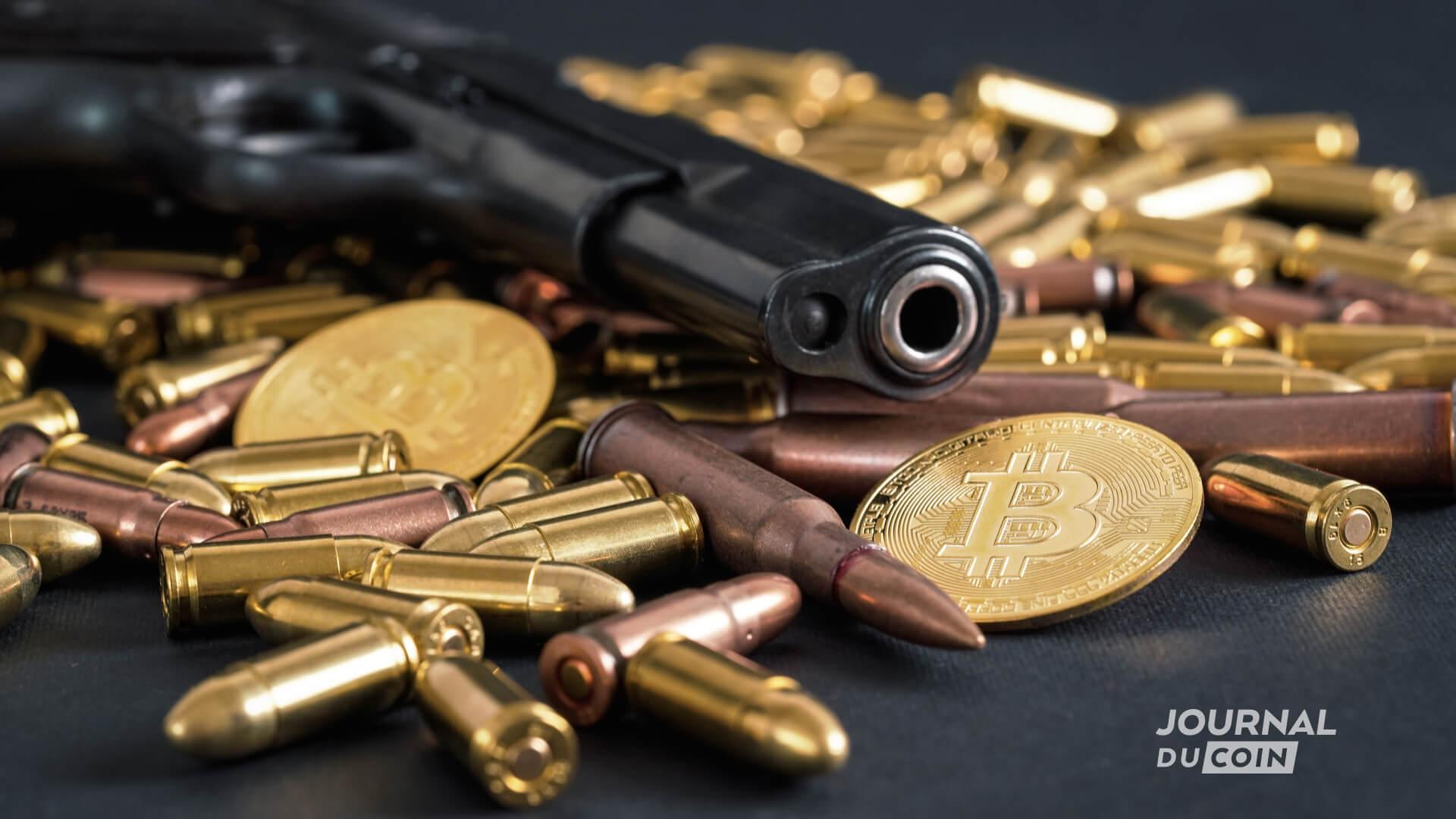 Le Trésor US révèle une adresse Bitcoin appartenant à un terroriste présumé