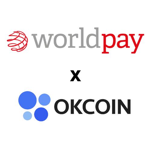 Worldpay fecha parceria com a OKCoin, corretora global de criptomoedas
