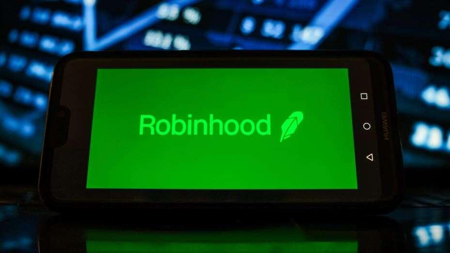 38 Dolardan Listelenen Robinhood Hisseleri, Kısa Süre İçinde %9'luk Düşüş Yaşadı