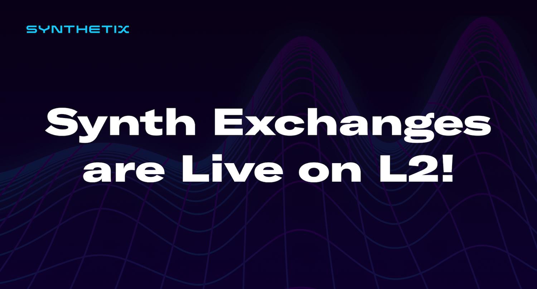 以太坊 L2 | Synthetix上線 Optimistic Ethereum 合成資產交易,預期大幅降低 Gas 費用