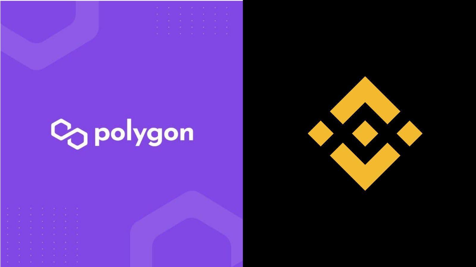 Binance hoàn thành việc tích hợp ví Polygon