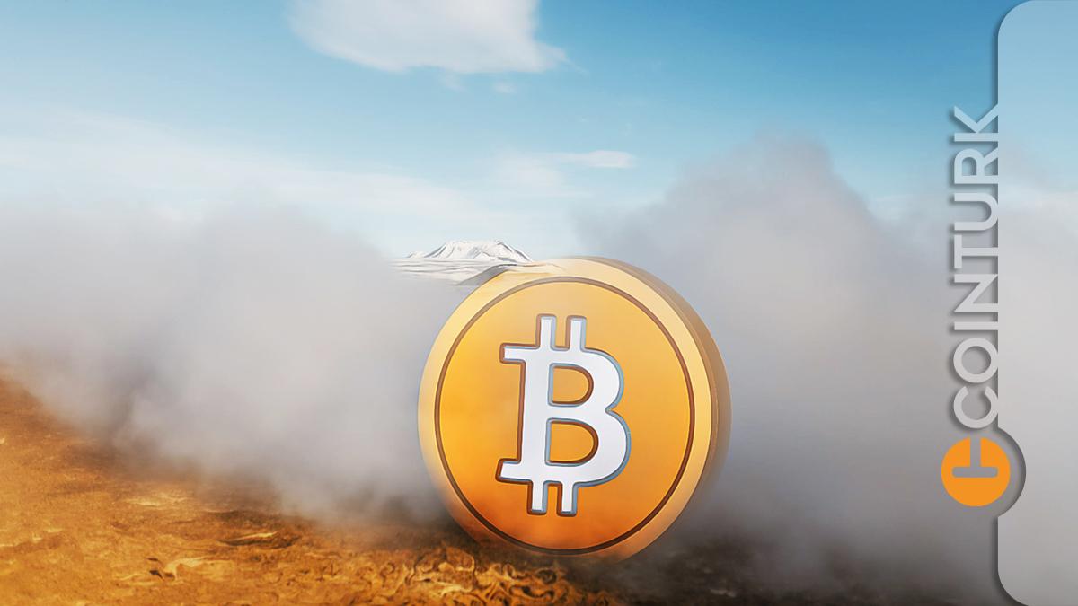 Bitcoin'de (BTC) 350.000 TL Üzeri Görüldü!