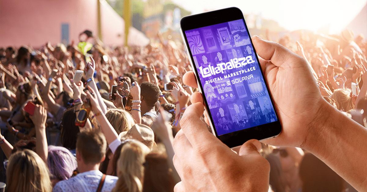 Solana, Lollapalooza Müzik Festivaline Sponsor Olduktan Sonra %7 Oranında Fiyat Artışı Yaşadı