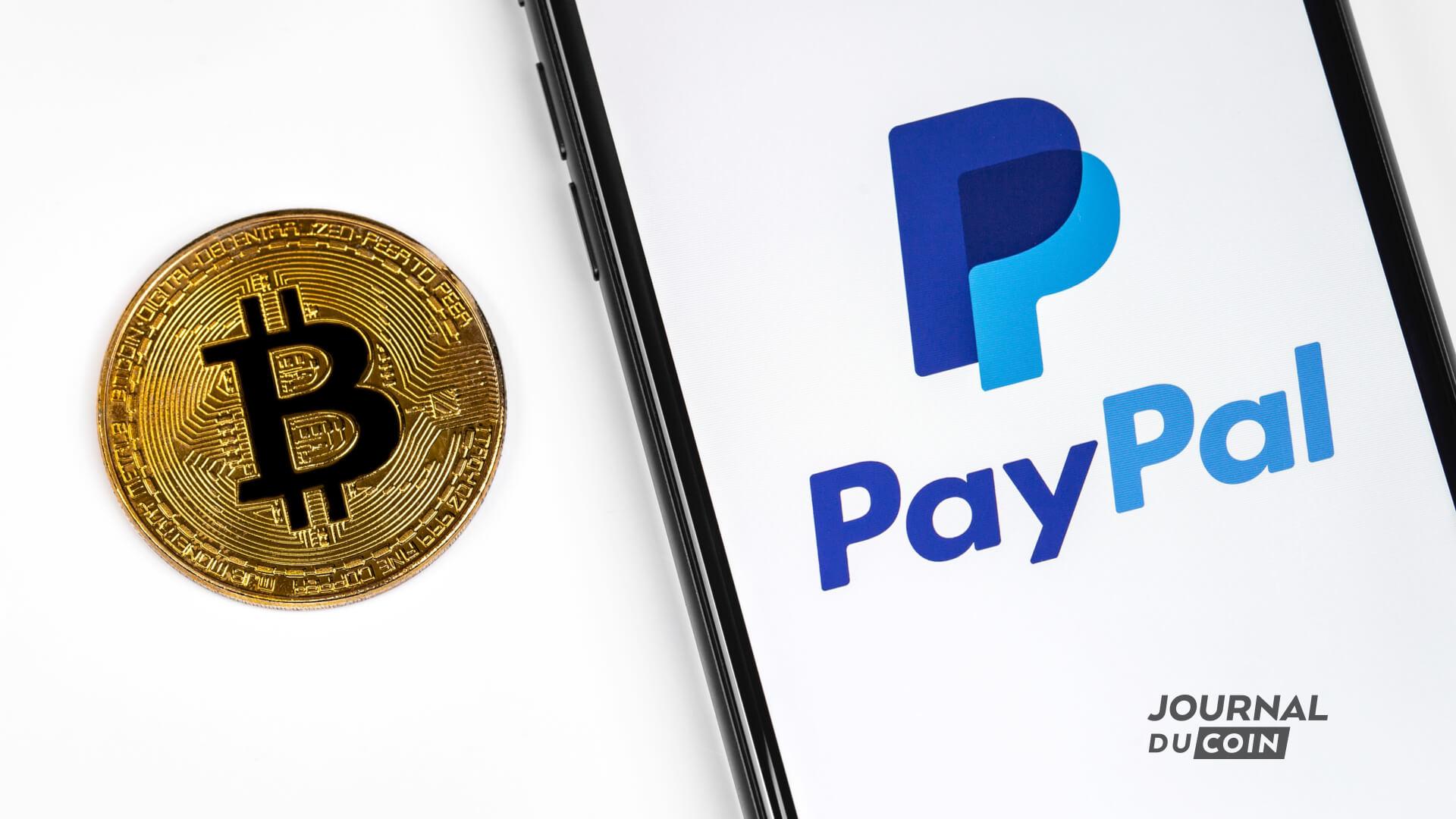 """La """"super-application"""" de Paypal prête à changer le visage de la crypto ?"""