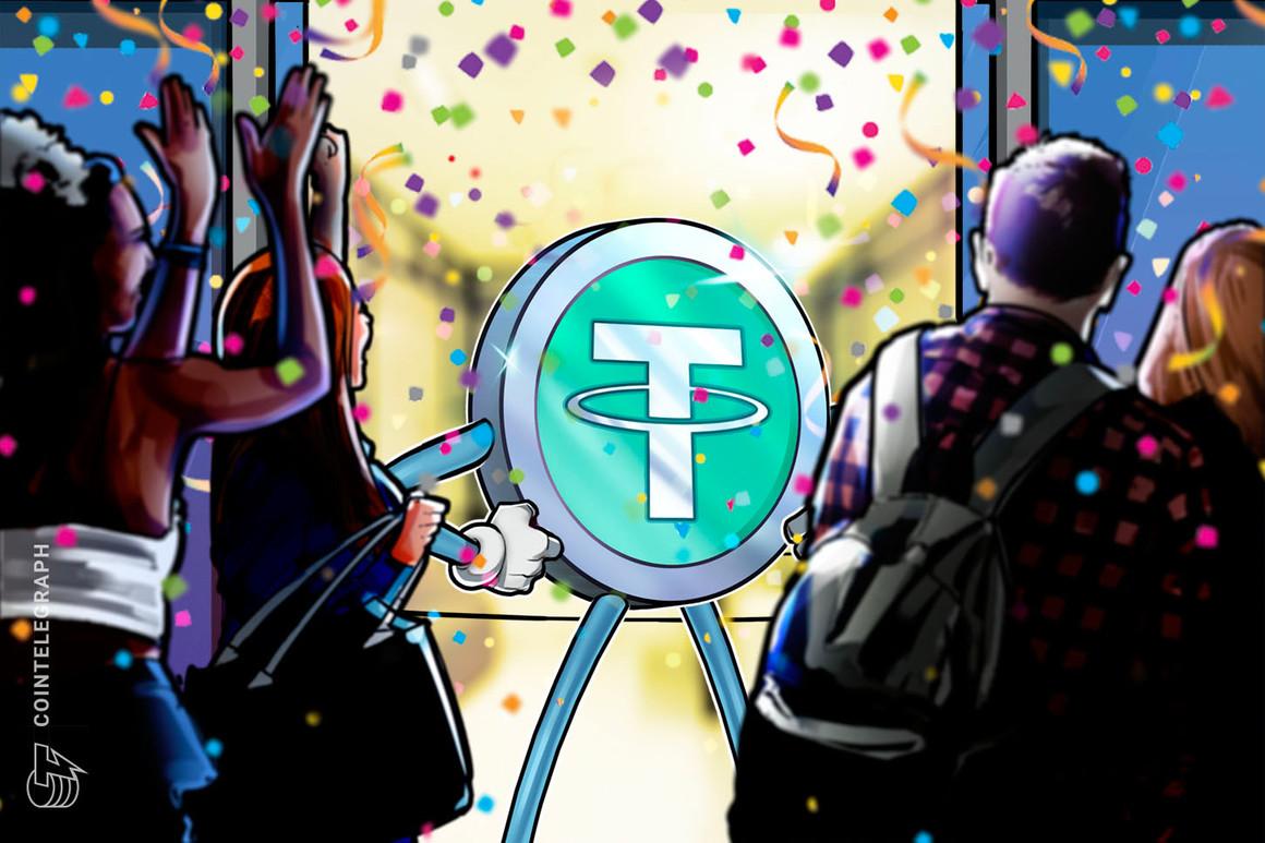 彭博社:Tether的市值超越ETH成为第二名只是时间问题