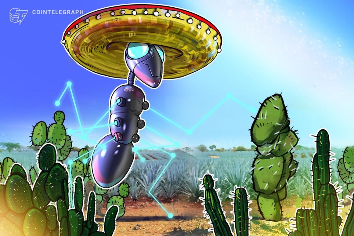 尽管发生新冠肺炎疫情,墨西哥的区块链行业仍在2年内增长90%