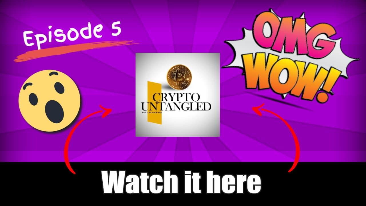Crypto Untangled x Kyle Stevens