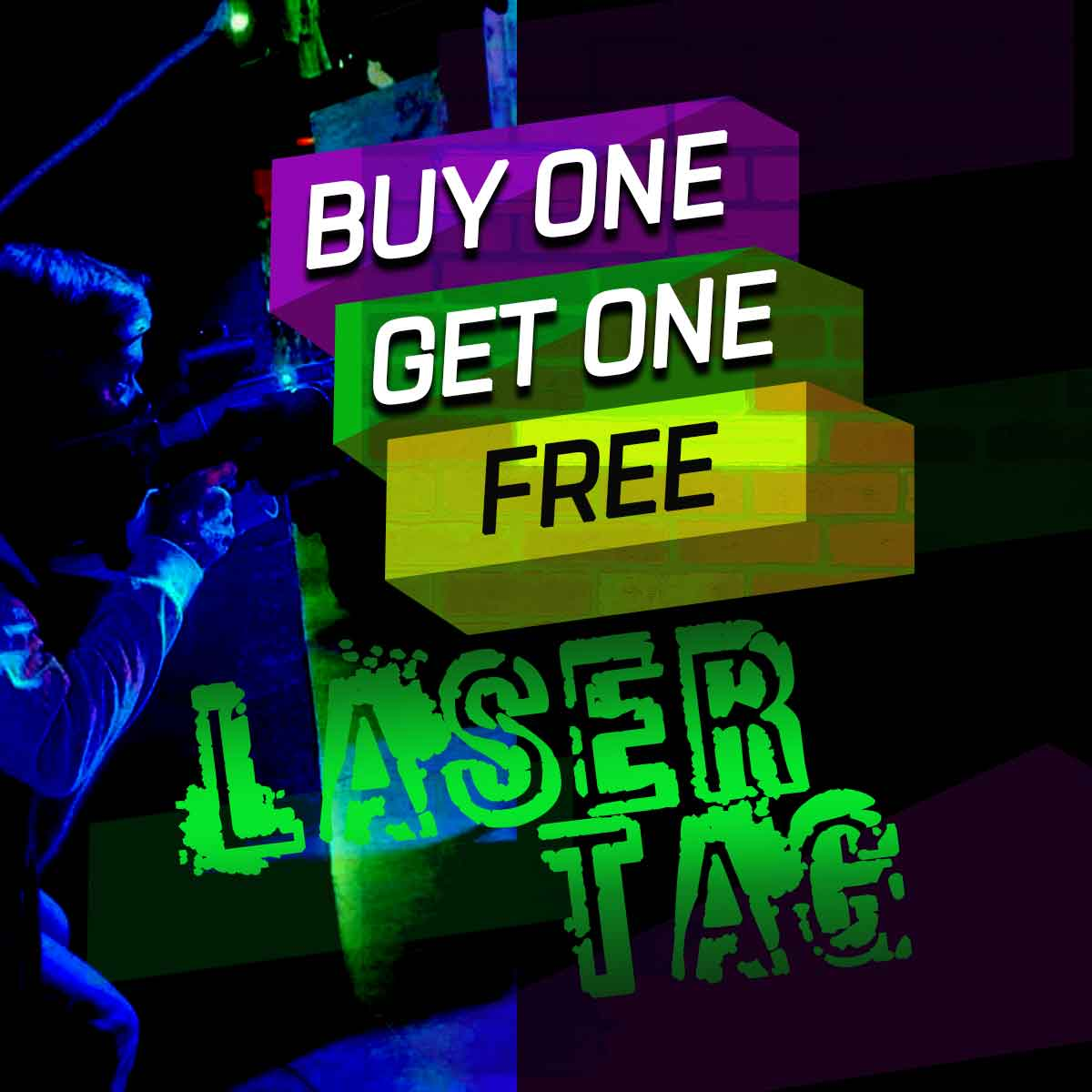 BOGO Laser Tag