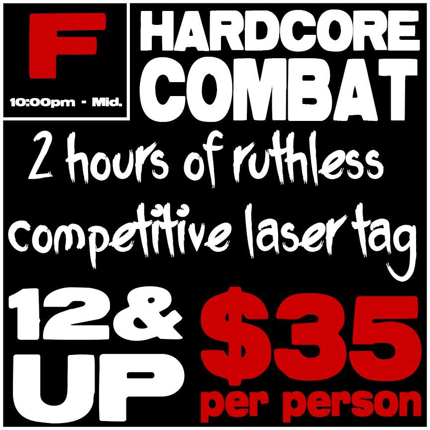 Hardcore Combat