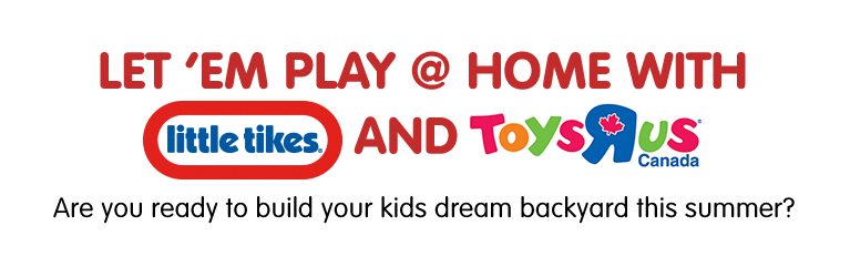 Little Tikes Play At Home | Treehouse Contest
