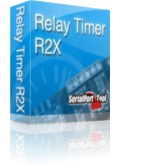 Relay Timer R2X Programmable Timer