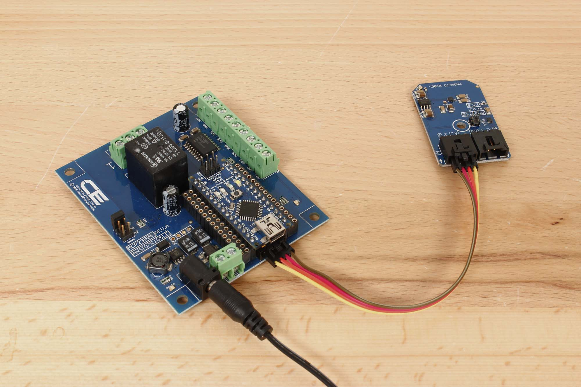 Triple Axis Magnetometer Breakout - MAG3110 , from