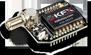 Key Fob KFX Module