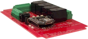 Sensor Relay Control