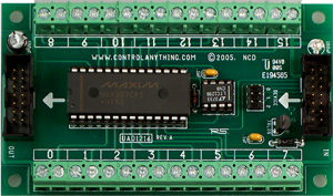 Ultra Series 16-Channel 8-Bit/12-Bit A/D Expansion Module