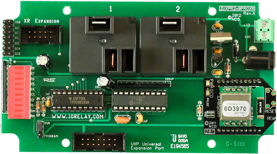 Bluetooth Relay Controller 2 Channel 30 Amp Spst Uxp