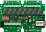 Ethernet Relay - 8-Channel