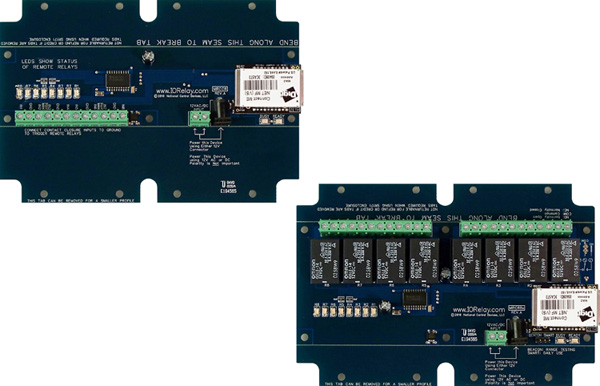 Contact Closure Over IP - 8-Channel