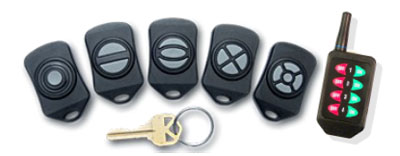 Programmable Key Fob