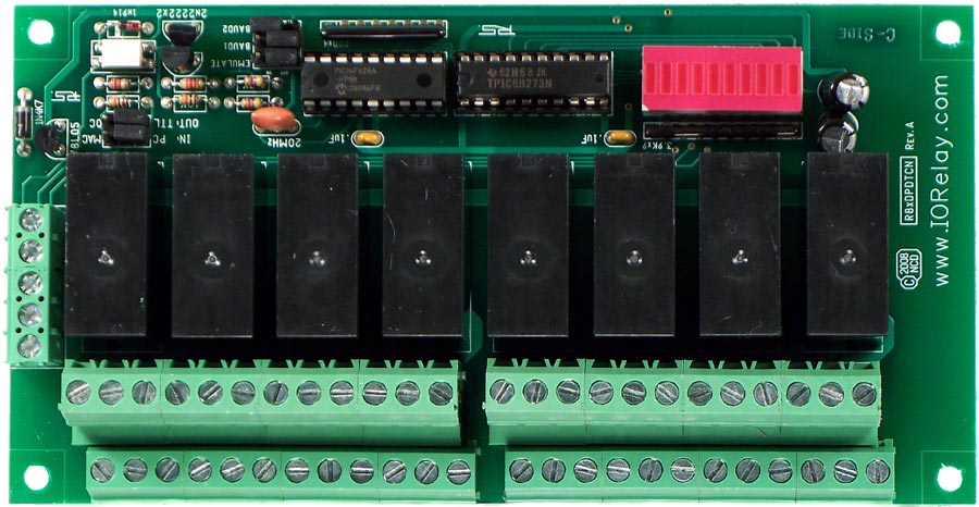 RS-232 Relay