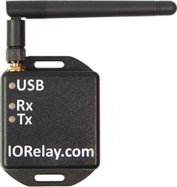 Wireless Mesh Network Relay
