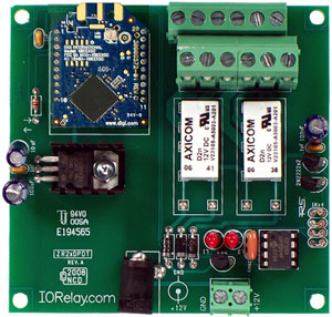 2 Channel XSC Relay Board