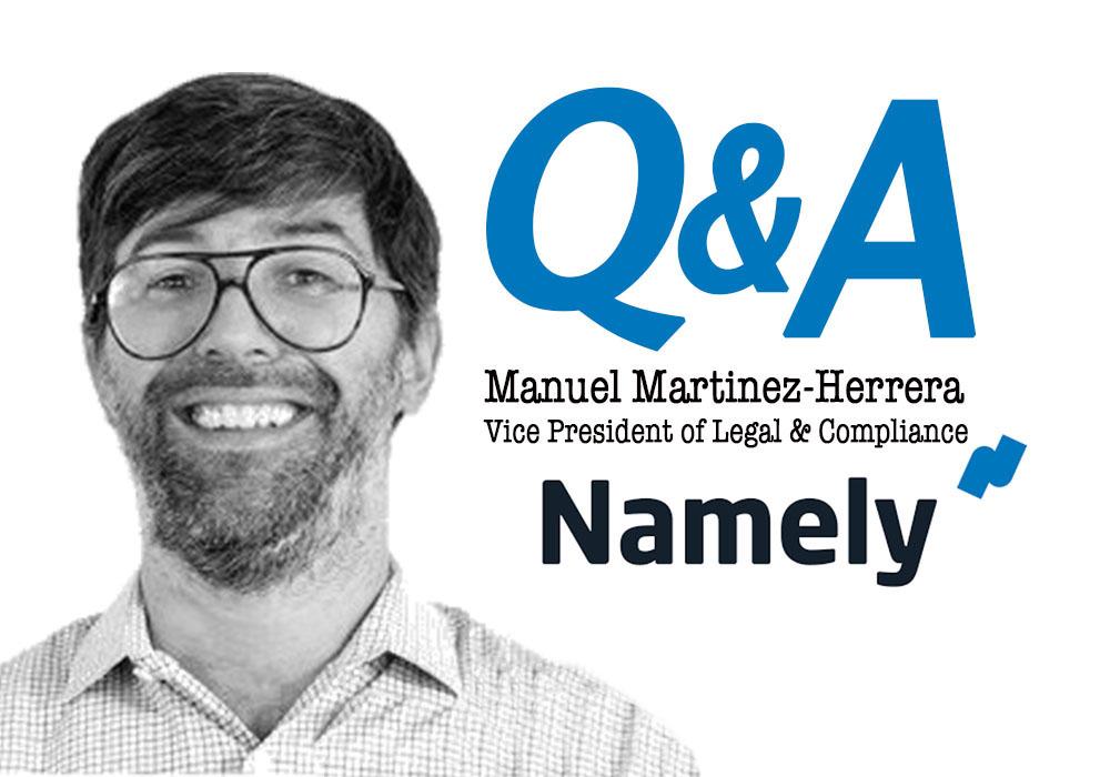 Manuel Martinez-Herrera of Namely