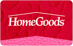 Sell HomeGoods Gift Card