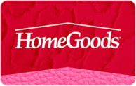 Buy HomeGoods Gift Card