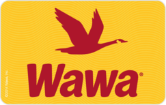 what kind of gift cards does wawa sell