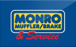 Monro muffler coupons
