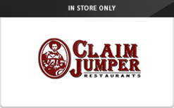 Today's top Claim Jumper coupon: Join E-Club & Get The Latest CJ News. Get 4 coupons for