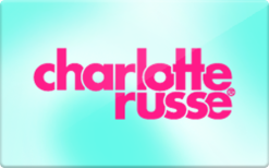 Sell Charlotte Russe Gift Card