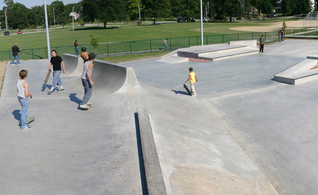 Lakewood Skatepark