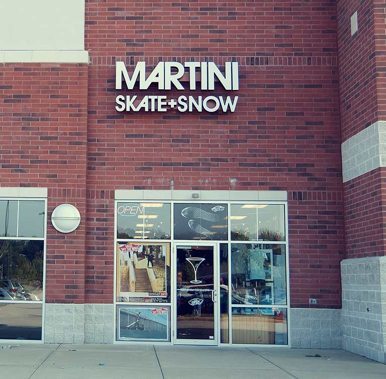Martini Skate and Snow - Cleveland Heights