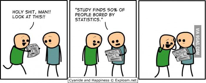 Data Science Cartoons