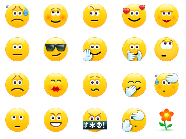 Download new emoticons for skype