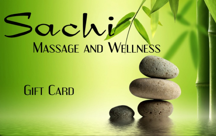 Buy gift cards to Sachi Massage & Wellness - Instagift