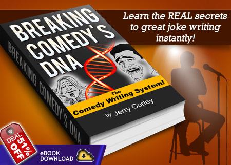 Comedy Writing Secrets Pdf