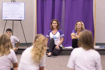 Readiculious Jr. offers young drama students an opportunity to learn