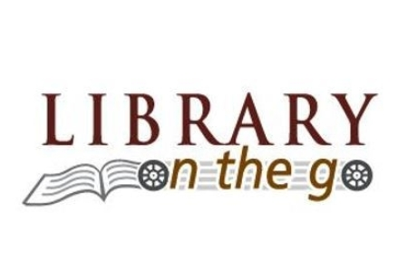 The Library On The Go logo