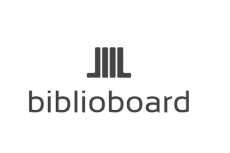 The Biblioboard logo