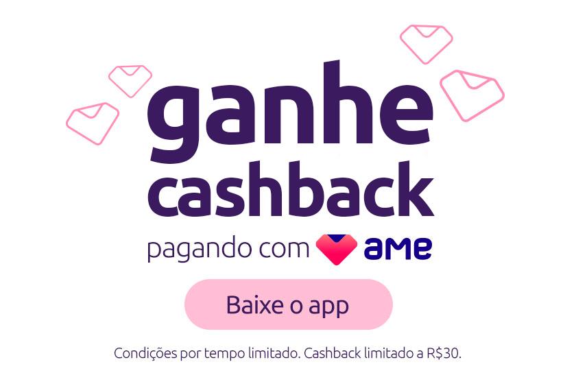 Clique aqui e baixe o app Ame pra receber dinheiro de volta!