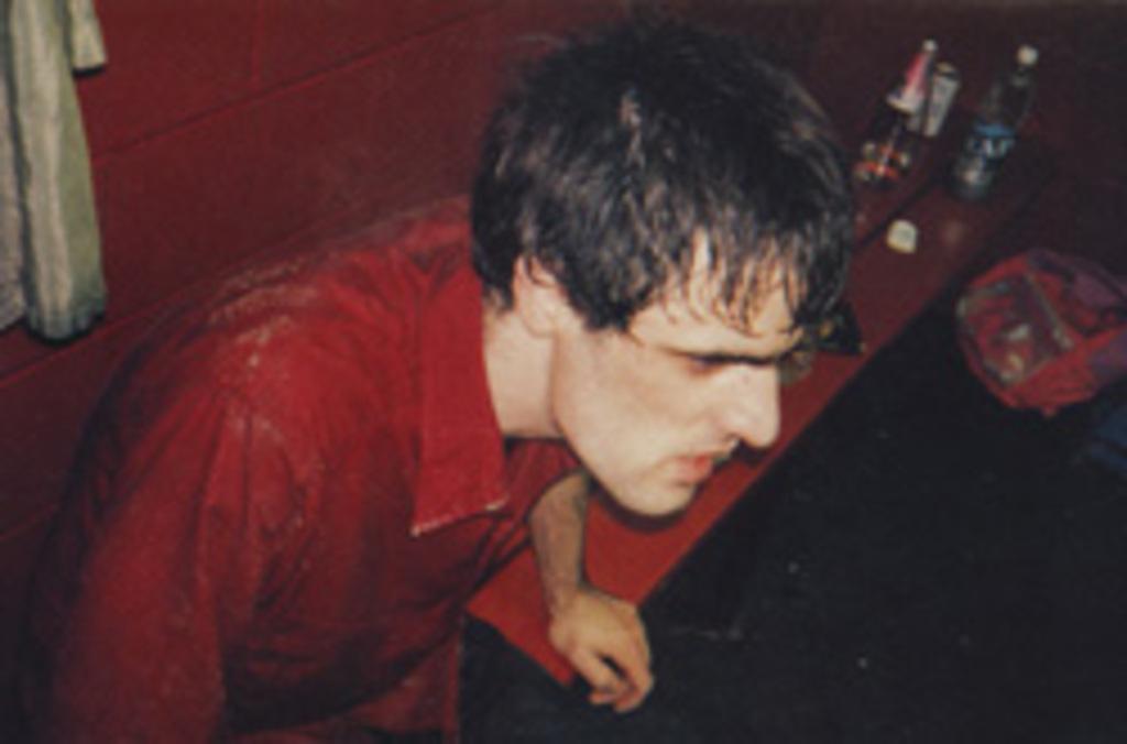 Guy Picciotto (Fugazi)