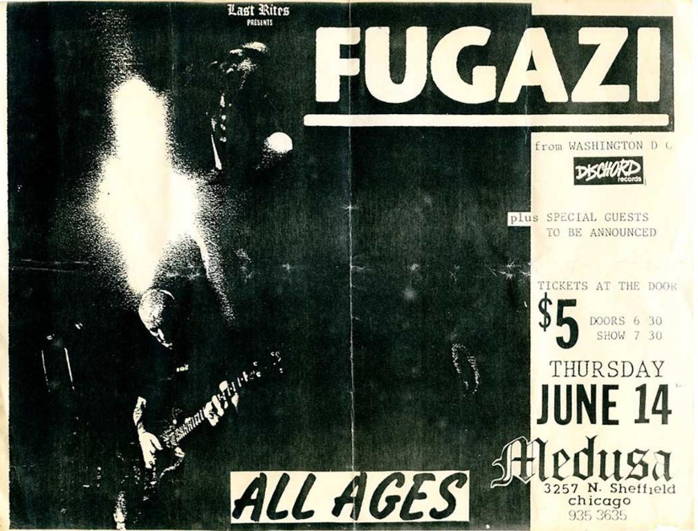 Fugazi live series chicago il usa 61490 image malvernweather Choice Image