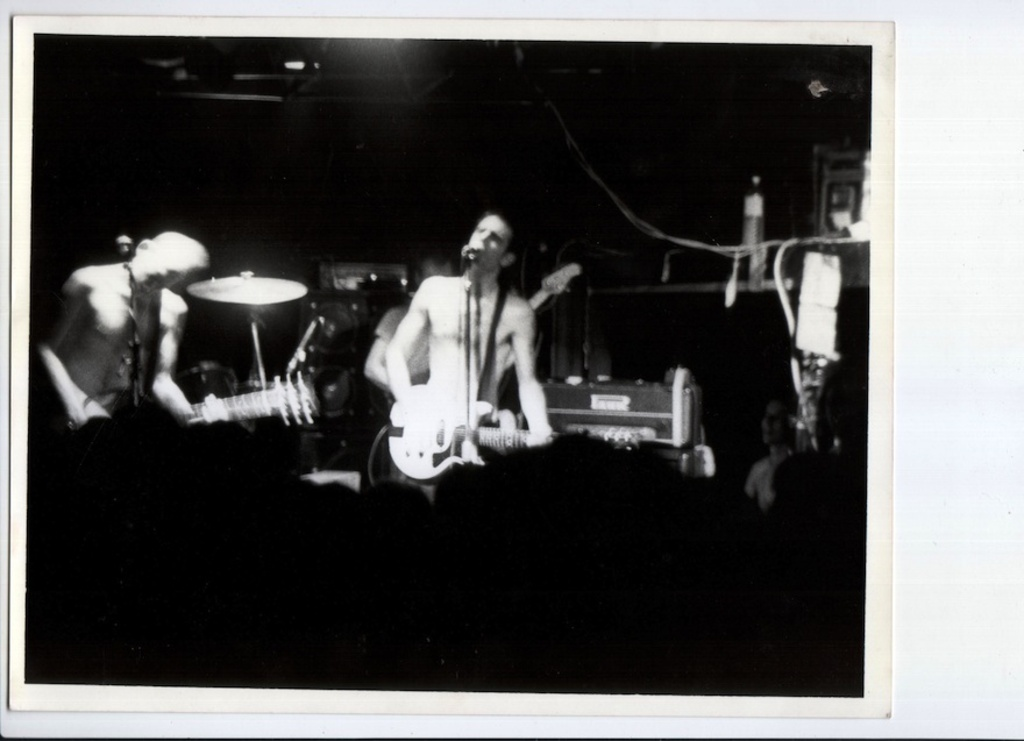 Fugazi Live Series Columbia Sc Usa 5 10 91